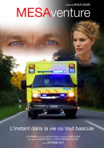 Coverbild DVD MESAventure Rettungsdienst SAS Fribourg Freiburg
