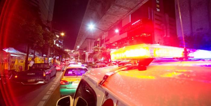 Rettungswagen in Bangkok - Foto: Aaron Yeo