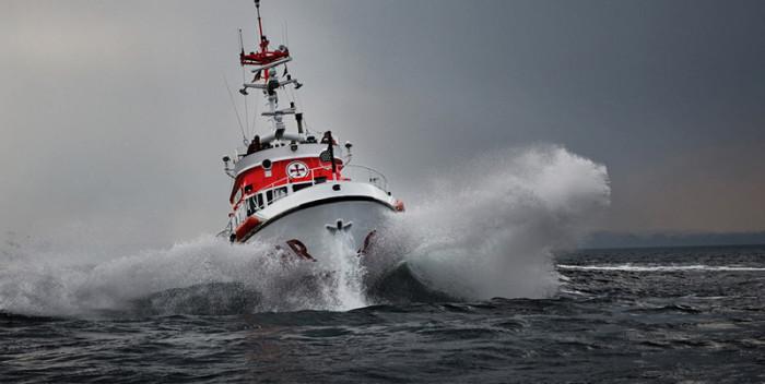 Seenotretter SGzRS Rettungskreuzer