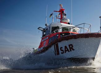 Rettungskreuzer DGzRS SAR Seenotretter Rettungsdienst