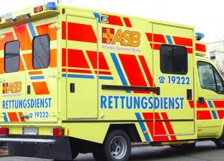 RTW des ASB Ludwigsburg