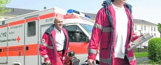 Rettungsdienst im Einsatz - Quelle: main-spitze.de (Archivbild)
