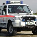 ELW-Wasserrettung - Bild: www.wasserwacht-ansbach.de