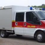 Gerätewagen Wasserrettung der DLRG - Bild: www.haltern.dlrg.de