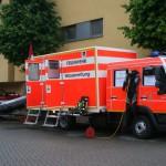Gerätewagen Wasserrettung der Feuerwehr - Bild: www.fahrzeugbilder.de