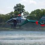 Hubschraubergestütze Wasserrettung - Bild: www.feuerwehr-koblenz.de