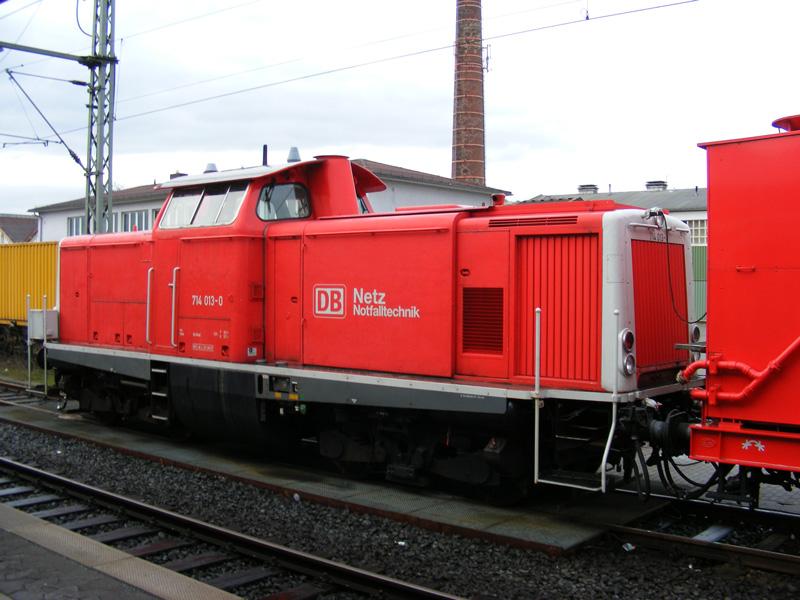 Lok eines Rettungszuges - Quelle: www.wikipedia.de