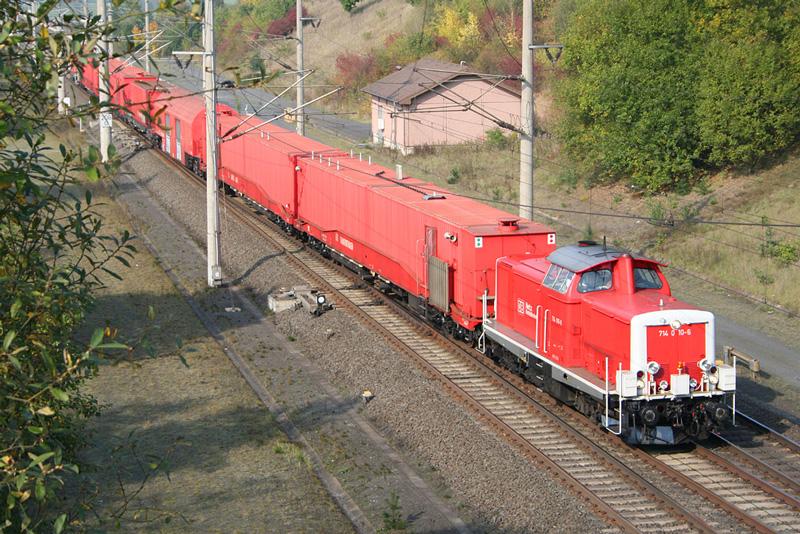 Rettungszug der Deutschen Bahn - Quelle: www.wikipedia.de