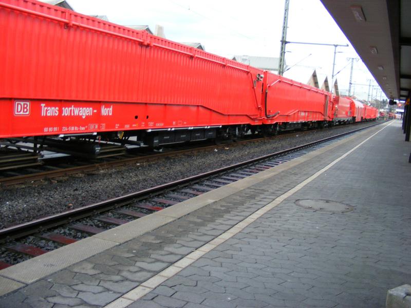 Transportwagen eines Rettungszuges - Quelle: www.wikipedia.de