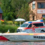 ASB Wasserrettung - Bild: www.asb-vogtland.de
