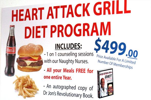 Heart Attack Grill Diät - Bild: www.blogcdn.com