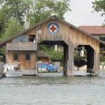 Station der Wasserwacht - Bild: www.chiemgau24.de