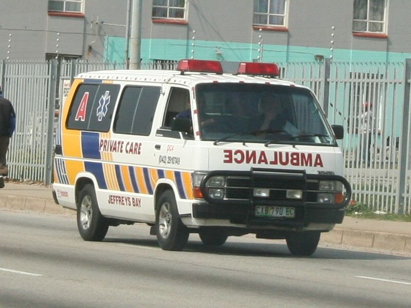 Ambulance - Quelle: sa-transport.co.za
