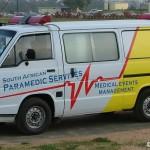 Ambulance von SAPS - Quelle: sa-transport.co.za - Foto: Neil Gargan