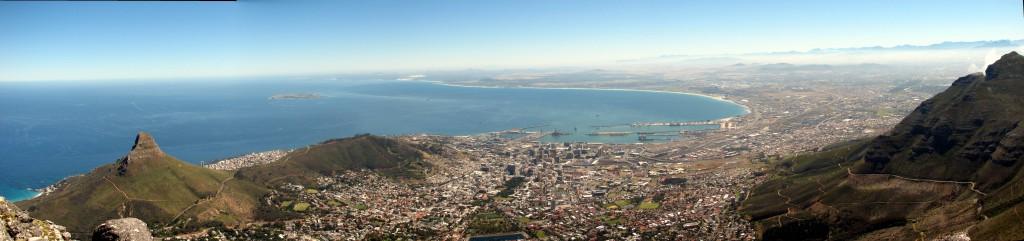 Bucht von Kapstadt - Quelle: wikipedia.de