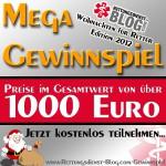 Mega Weihnachtsgewinnspiel 2012 auf Rettungsdienst-Blog.com