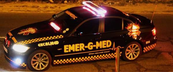 Paramedic Unit von Emer-G-Med - Quelle: myhoneydew.co.za