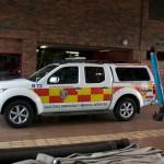 Rapid Response Vehicle des staatlichen Rettungsdienstes - Quelle: fromwannabetomedic.wordpress.com