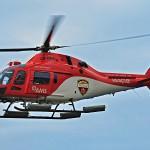 Rettungshubschrauber des South African Red Cross - Quelle: key.aero