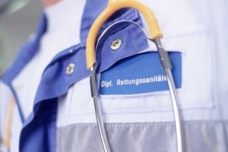 Dipl. Rettungssanitäter HF bei Schutz und Rettung Zürich - Quelle: http://www.stadt-zuerich.ch