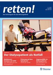 Jahresabo der Zeitschrift retten! - Zur Verfügung gestellt vom Thieme-Verlag