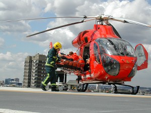 HEMS London Medic One - Quelle: expeditionmedicine.co.uk
