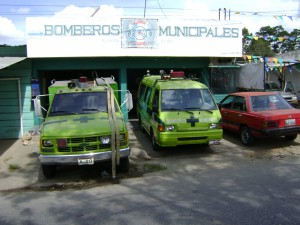 Bomberos Municipales Guatemala - Quelle: noticiasdebomberosgua.blogspot.de