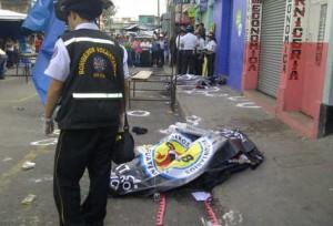Bomberos Guatemala - Quelle: prensalibre.com