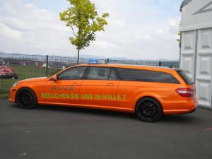 Sportstretchkombi der Firma Binz (Foto: Andreas Saum / Rettungsdienst-Blog.com)