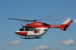 Notarzthubschrauber der ARA Flugrettung - Quelle: ARA/DRF