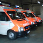 Rettungswagen der Wiener Berufsrettung
