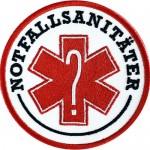 Rettungsdienst Abzeichen Notfallsanitäter
