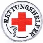 """Rettungsdienst Abzeichen """"Rettungshelfer"""" des DRK"""
