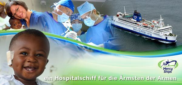 © Mercy Ships Deutschland