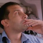 Rettungsfahrer eines Bulgarischen Rettungswagen