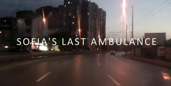 Titelbild Sophia's Last Ambulance