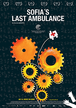 """Plakat zum Film """"Sofia's Last Ambulance"""""""
