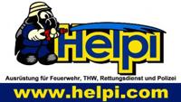 Ausrüstung für Feuerwehr, Rettungsdienst, THW, Polizei - HELPI