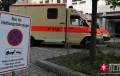 Rettungswagen an der Notaufnahme - Foto: Thomas Heckmann / Rettungsdienst-Blog.com