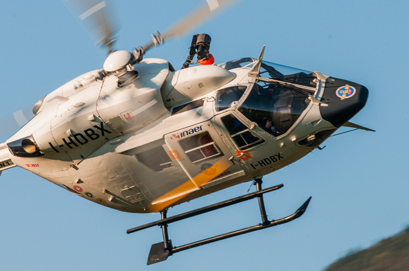 Pelikan 1 Elicottero : Neues von der landesflugrettung südtirol einsatz für die