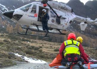 Landesflugrettung Südtirol - Rettungshubschrauber Pelikan 1 (Bozen)