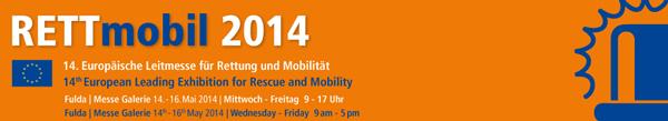 RETTmobil - Internationale Leitmesse für Rettung und Mobilität