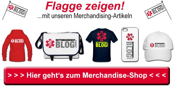 Merchandise Artikel von Rettungsdienst-Blog.com