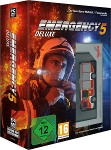 Emergency 5 in der streng limitierten Deluxe-Edition