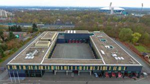 Zentrale Feuerwache und Rettungswache der Berufsfeuerwehr Gelsenkirchen
